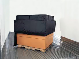 Insulated Pallet Covers Blankets Amp Containers